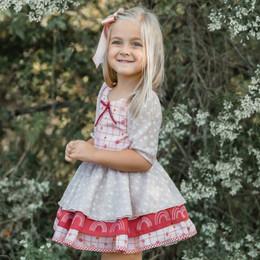 Be Girl Clothing               Wandering Fields Sawyer Dress