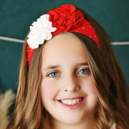 Swoon Baby by Serendipity    Winter Floral Headband - Dottie