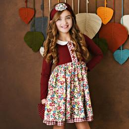 Swoon Baby by Serendipity    Crimson Rose Proper Pocket Dress