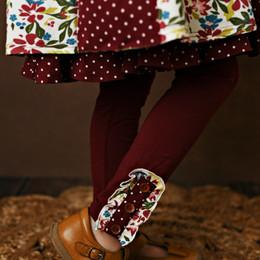 Swoon Baby by Serendipity    Crimson Rose Petal Legging **PRE-ORDER**