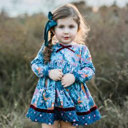 Be Girl Clothing               Dancing Leaves Rowan Dress **PRE-ORDER**
