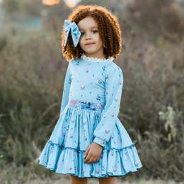 Be Girl Clothing               Dancing Leaves Harper Dress