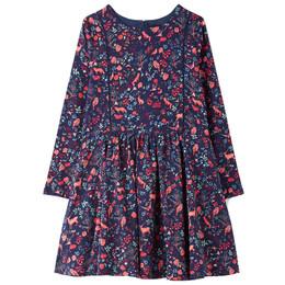 Joules Emma Woven Dress - Woodland Flora & Fauna **PRE-ORDER**