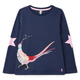 Joules Ava Knit Tee - Pheasant **PRE-ORDER**