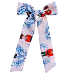 Be Girl Clothing                   Holiday Nutcracker Long Tail Bow **PRE-ORDER**