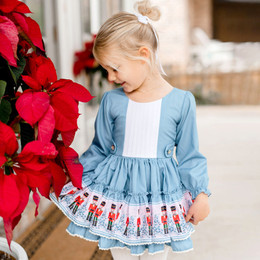 Be Girl Clothing                   Holiday Nutcracker Peggy Dress **PRE-ORDER**