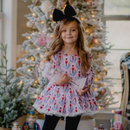 Be Girl Clothing                   Holiday Nutcracker Queenie Dress **PRE-ORDER**