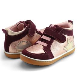 Livie & Luca       Rush Sneakers - Burgundy (Winter 2021)