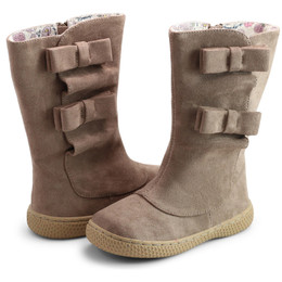 Livie & Luca       Neve Boots - Taupe (Winter 2021)