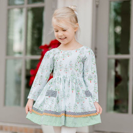 Be Girl Clothing                     Holiday Aggie Dress **PRE-ORDER**
