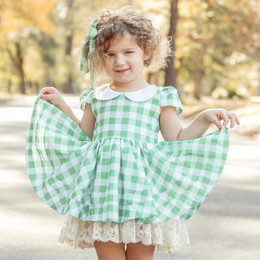 Be Girl Clothing                     Holiday Florence Dress **PRE-ORDER**