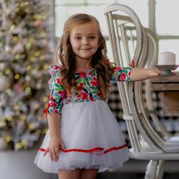 Be Girl Clothing                     Holiday Salem Dress **PRE-ORDER**