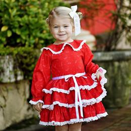 Be Girl Clothing                     Holiday Nannette Dress **PRE-ORDER**