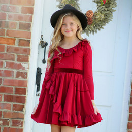 Be Girl Clothing                     Holiday Tween Piper Dress **PRE-ORDER**