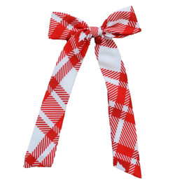 Be Girl Clothing                      Playtime Favorites Boughs Of Holly Long Tail Bow - All Is Bright **PRE-ORDER**