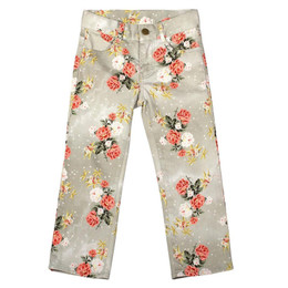 Paper Wings     Relaxed Fit Jeans - Starry Rose