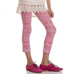 Persnickety Wonderstruck Lisel Legging - Pink - sz3-6M