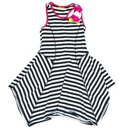 Kate Mack Seaside Bliss Knit Dress - Navy/White