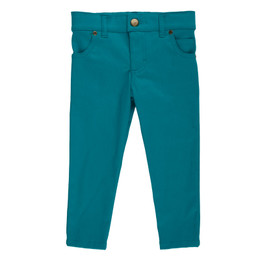 Persnickety Plum Crazy Hayden Skinny - Turquoise - sz2