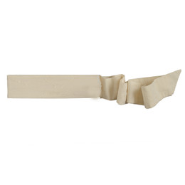 Persnickety Pocket Full Of Posies Sash - Cream - szS