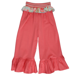 Persnickety Pocket Full Of Posies Belle Pant - sz3-6M,6-12M