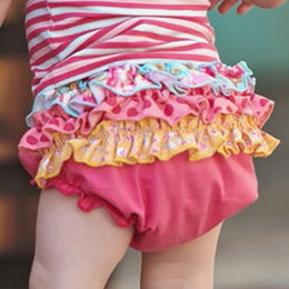 Persnickety Pocket Full Of Posies Gigi Diaper Cover -  sz12-18M