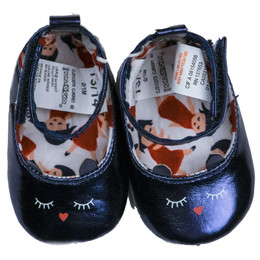 Catimini Paris En Fete Graphic City Fille Crib Shoes