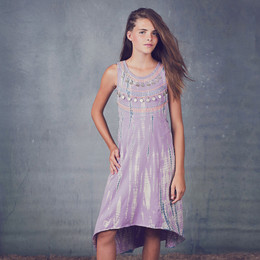 Jak & Peppar Starlight Wanderer Sun and Moon Dress - Dazed Lavender (Del 2)