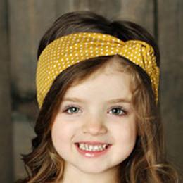 Mustard Pie Picnic Lunch Gidget Headband - Mustard
