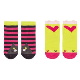 Deux Par Deux Chit Chat Socks - 2 Pairs