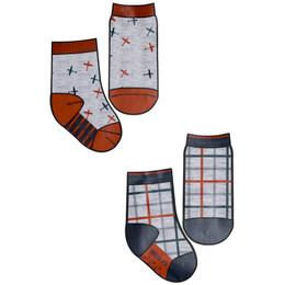 Deux Par Deux Oh Yeah! Socks - 2 Pairs