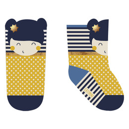 Catimini Graphic City Reve De Star Socks