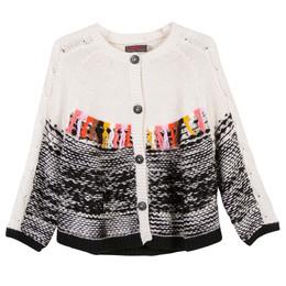 Catimini Ethno City Conte D'Hiver Poncho Sweater
