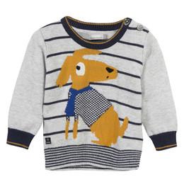 Catimini Graphic City Je Fais Mon Cinema Dog Sweater