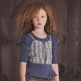 Jak & Peppar Wild Hearts Avery Tank - Washed Out Plaid