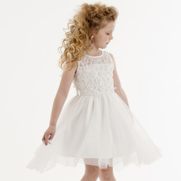 Biscotti Timeless Beauty Hi Low Dress - Ivory