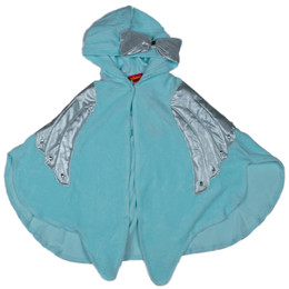 Kate Mack Fairy Dance Hooded Towel - Aqua