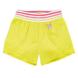 Deux Par Deux Safari Talk Short - Limeade