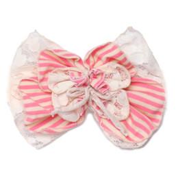 Isobella & Chloe Sweet Pea Hard Headband - Pink