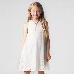 Jak & Peppar Harlow Dress - Water Lily