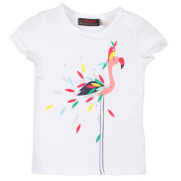 Catimini Nomade Tropical Garden Flamingo Tee