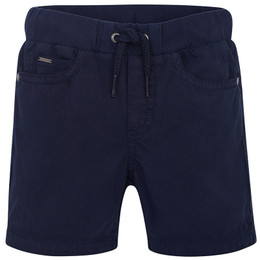 Mayoral Drawstring Waist Basic Shorts