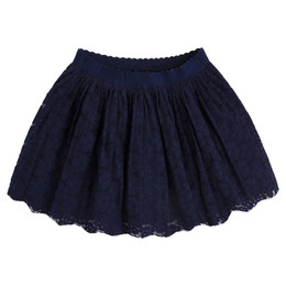 Mayoral Lace Overlay Skirt