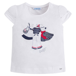 Mayoral A Stylish Girl Favorite Outfits Tee