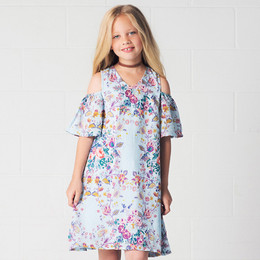 Jak & Peppar Indian Summer Cecily Dress