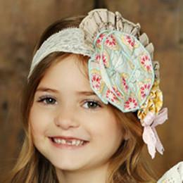 Mustard Pie Sweet Pea Colette Headband