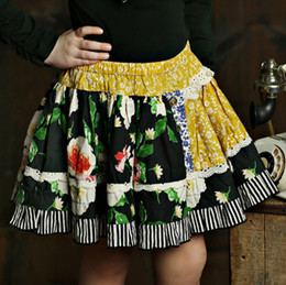 Mustard Pie English Blue Penelope Skirt - English Blue