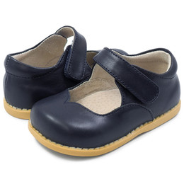 Livie & Luca Astrid Shoes - Navy (Fall 2018)