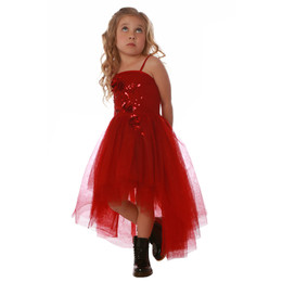 Ooh La La Couture Kylee Dress - Red