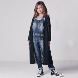 Jak & Peppar Gypsy Gene Maxi Jacket - Black